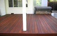 Deck Refinishing, Repair & Restoration